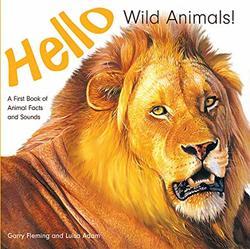 Hello Wild Animals! book