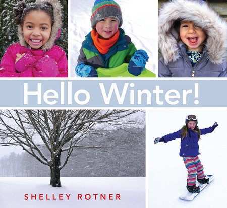 Hello Winter! book