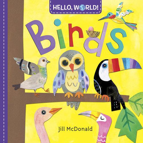 Hello, World! Birds book