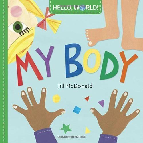 Hello, World! My Body book