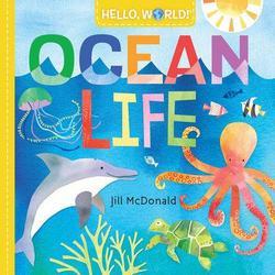Hello, World! Ocean Life book