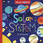 Hello, World! Solar System book