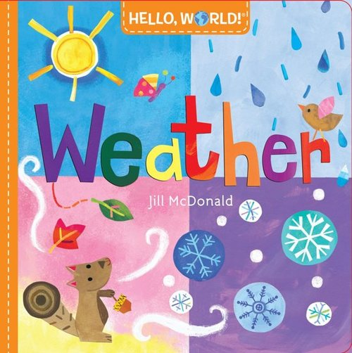 Hello, World! Weather book