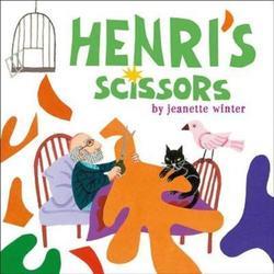 Henri's Scissors book