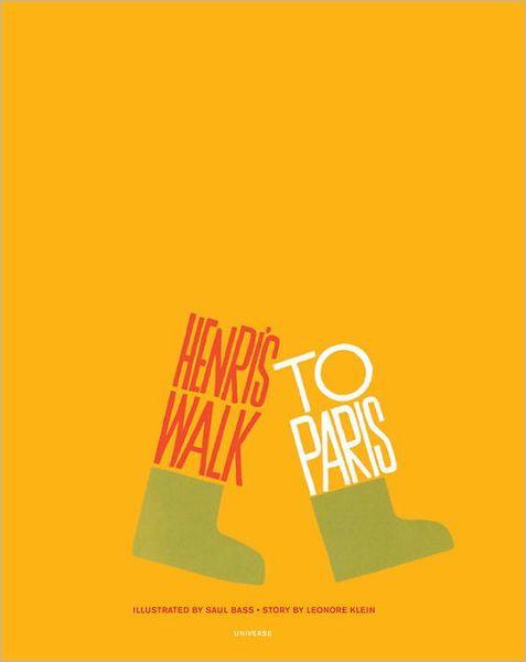 Henri's Walk to Paris book