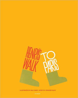 Henri's Walk to Paris book