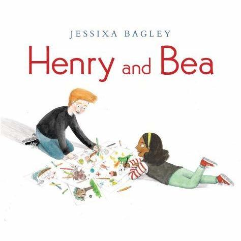 Henry and Bea book