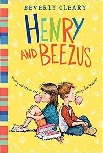 Henry and Beezus book