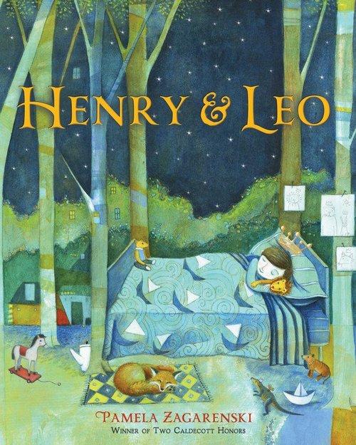 Henry & Leo book