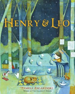 Henry & Leo book