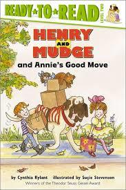 Henry and Mudge and Annie's Good Move Book