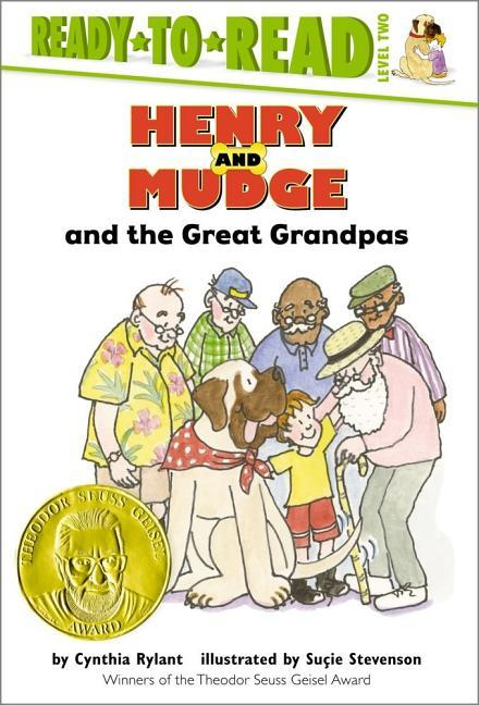 Henry and Mudge and the Great Grandpas book