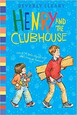 Henry and the Clubhouse book