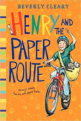 Henry and the Paper Route book