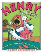 Henry Babysits book