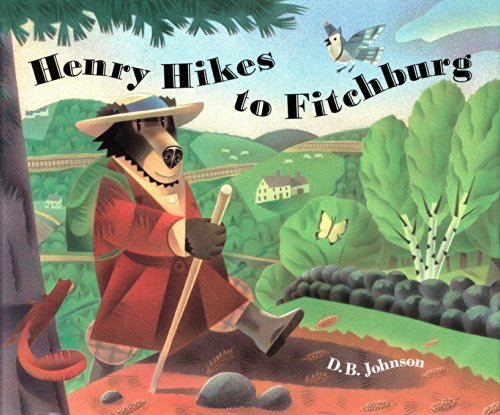 Henry Hikes to Fitchburg book