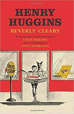 Henry Huggins book