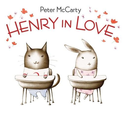 Henry in Love book
