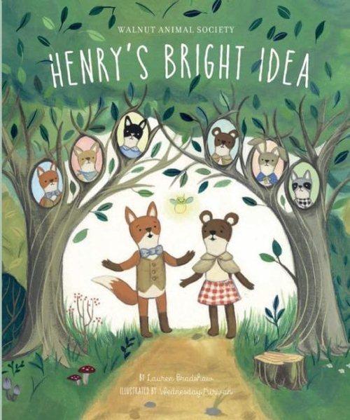 Henry's Bright Idea book