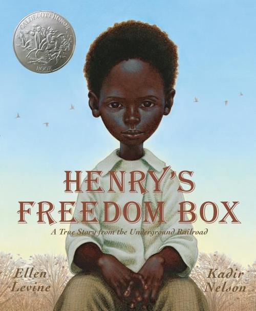 Henry's Freedom Box: A True Story from the Underground Railroad book