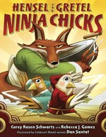 Hensel and Gretel, Ninja Chicks book
