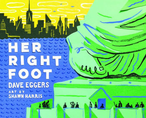 Her Right Foot book