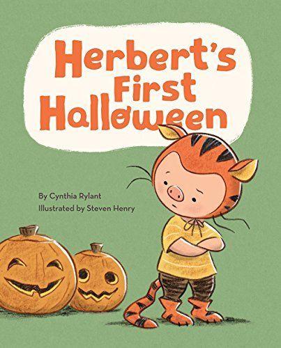 Herbert's First Halloween book