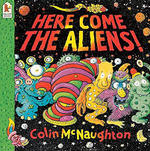 Here Come the Aliens! book