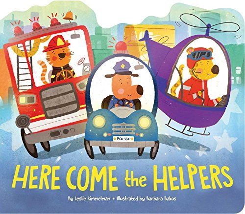 Here Come the Helpers book