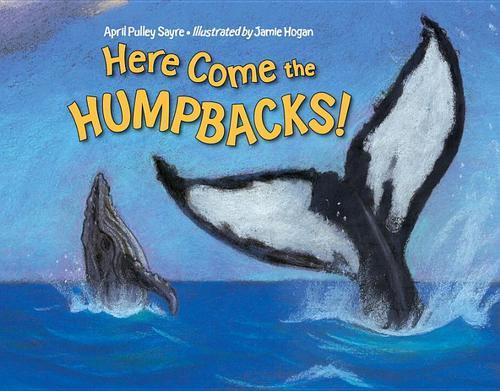 Here Come the Humpbacks! book