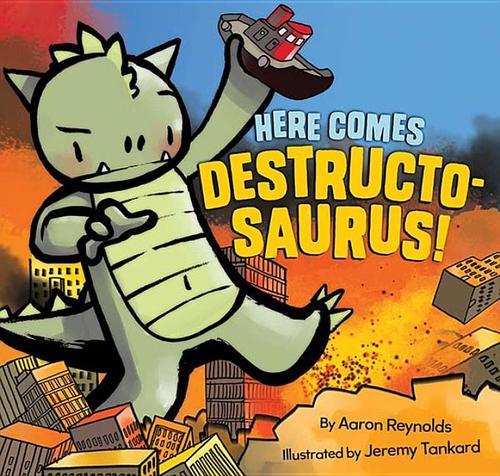 Here Comes Destructosaurus! book