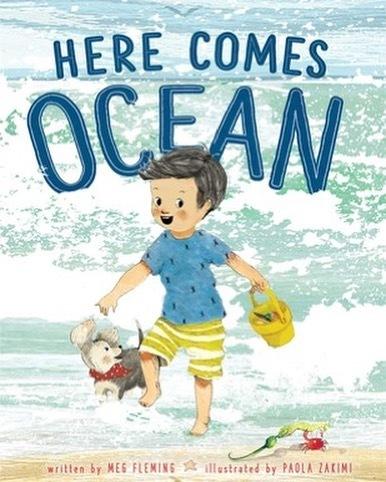 Here Comes Ocean book