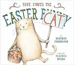 Here Comes the Easter Cat book