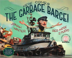 Here Comes the Garbage Barge! Book