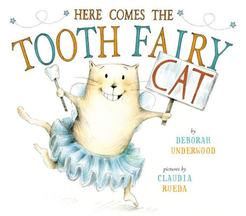 Here Comes the Tooth Fairy Cat book