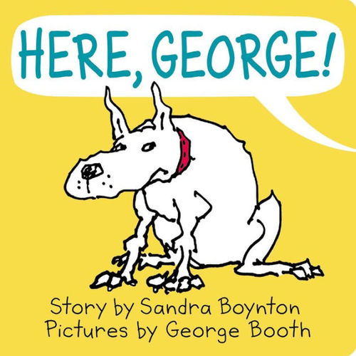 Here, George! book