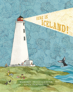 Here is Iceland! book