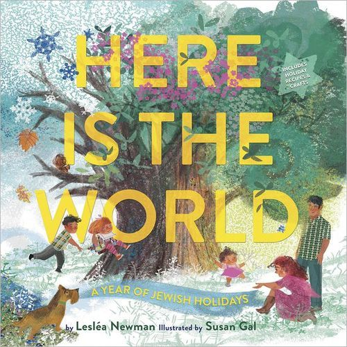 Here Is the World book