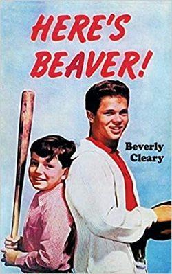 Here's Beaver! book