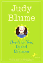 Here's to You, Rachel Robinson book
