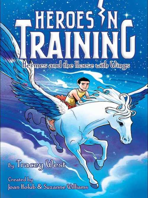 Hermes and the Horse with Wings book