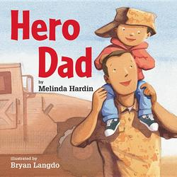Hero Dad book