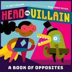 Hero Vs. Villain book