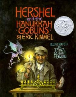 Hershel and the Hanukkah Goblins book