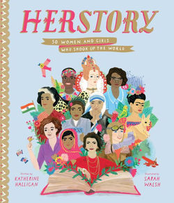 Herstory book