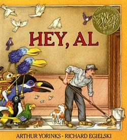 Hey, Al book