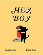 Hey, Boy book