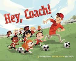 Hey, Coach! book