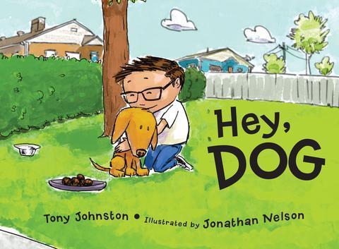 Hey, Dog book