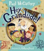 Hey Grandude! book